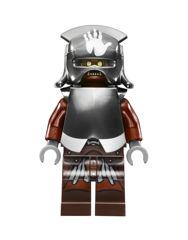 LEGO-Tower-Of-Orthanc-10237 Uruk Minifigure