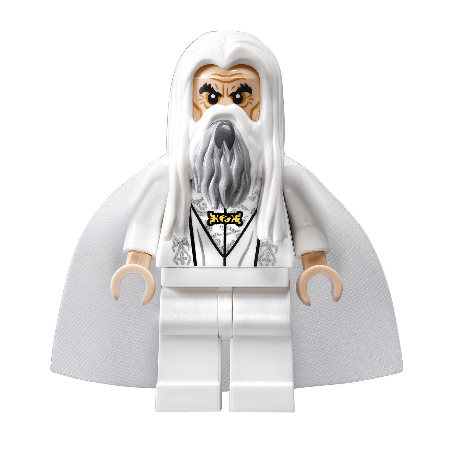 Lego Tower Of Orthanc 10237 Saruman Minifigure The Brick Life
