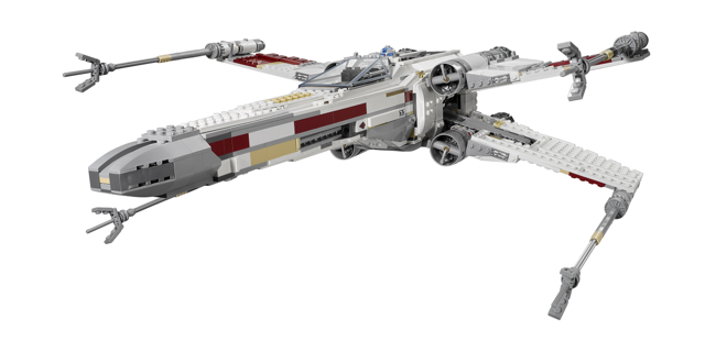 Lego Star Wars UCS X-Wing 2013 10240