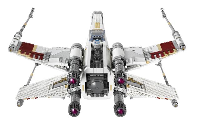 Lego UCS X-Wing 10240 Func B