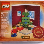 2011 Lego Holiday Set 1 Box
