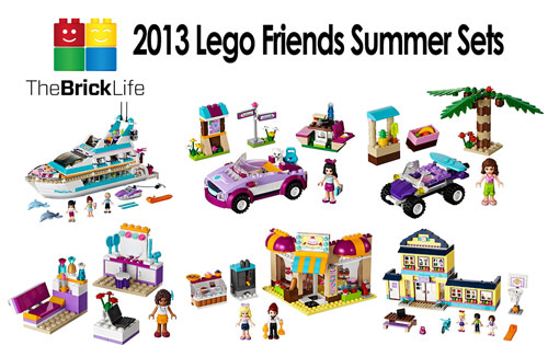 2013-Lego-Friends-Summer-Sets