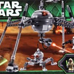 75016 LEGO Star Wars Homing Spider Droid