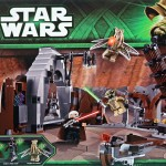 75017 LEGO Star Wars Dual on Geonosis