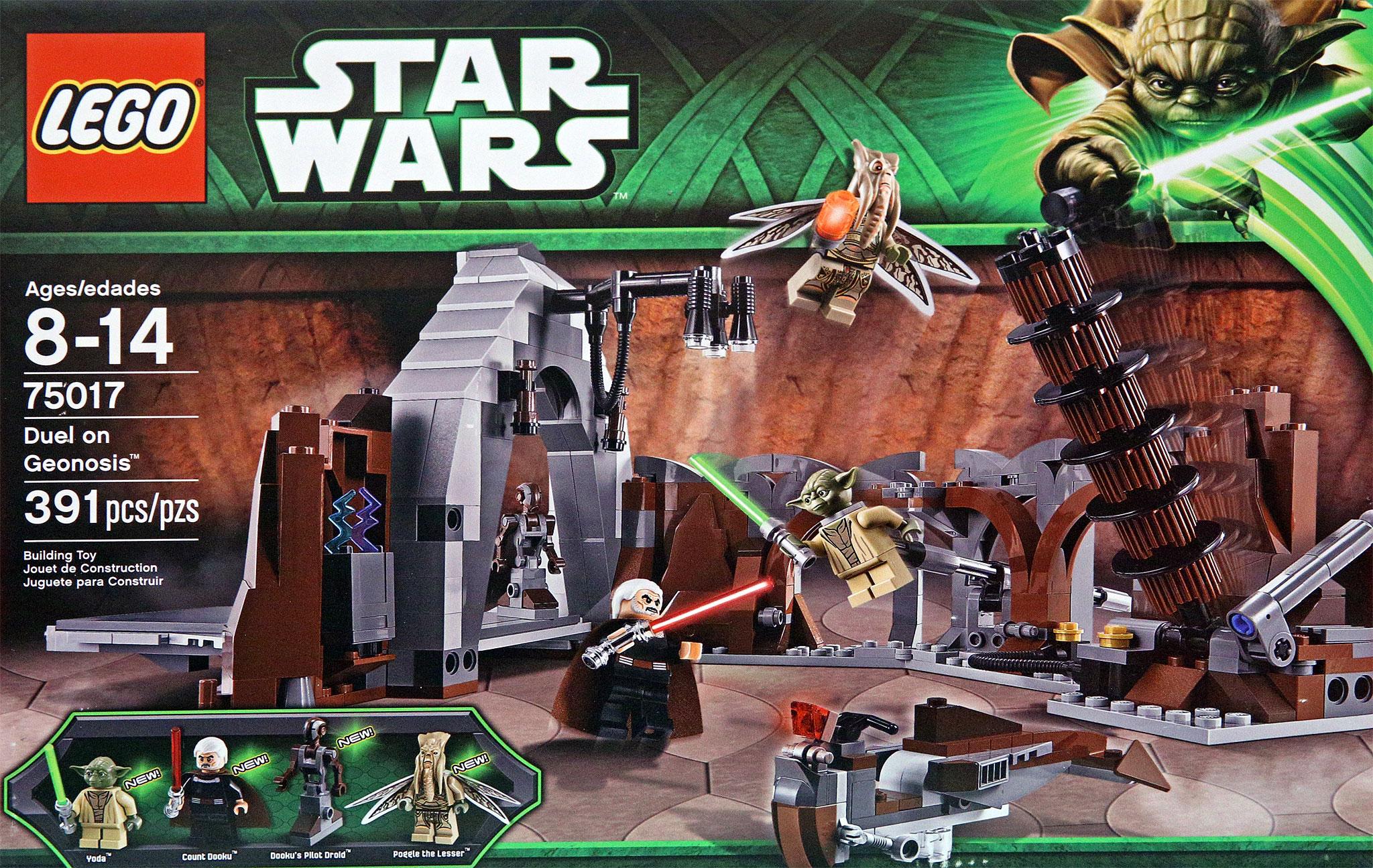 Lego Star Wars 2013 Summer Sets Set List Images