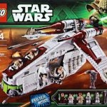 75021 LEGO Star Wars Republic Gunship
