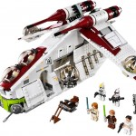 75021 Republic Gunship