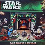 75023 Lego Star Wars Advent Calendar 2013