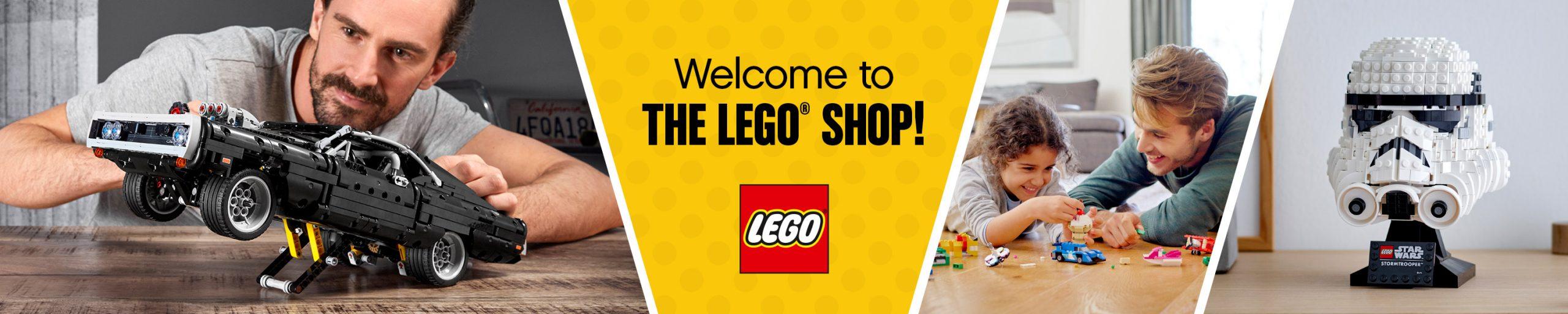 Amazon AU LEGO