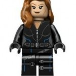 Black Widow Minifigure 6869