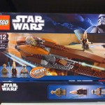 LEGO 7959 Star Wars Geonosian Starfighter Box