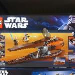 LEGO 7959 Star Wars Geonosian Starfighter Box Back