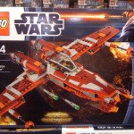 Lego Republic Striker Starfighter 9497 Box Front