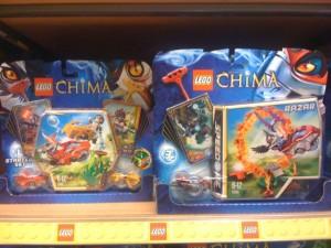 Lego Legends Of Chima Speedorz
