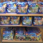 Lego Legends Of Chima Set Display