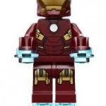 Iron man Minifigure 6869