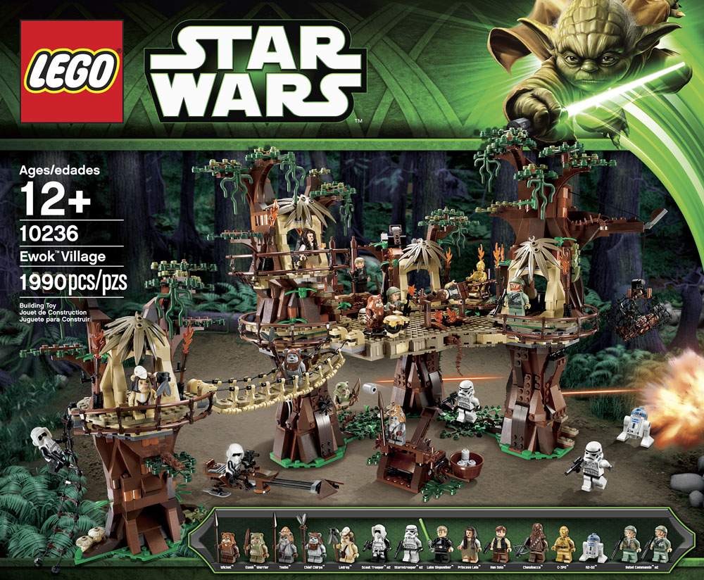 LEGO-10236-Ewok-Village-Box