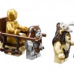 LEGO 10236 Ewok Village C3PO Litter