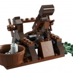 LEGO 10236 Ewok Village Catapult 2