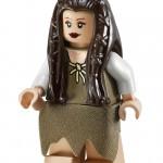 LEGO 10236 Ewok Village Leia Minifigure