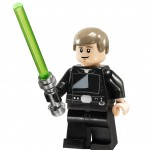 LEGO 10236 Ewok Village Luke Skywalker Minifigure