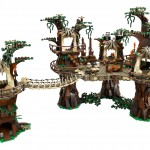 LEGO 10236 Ewok Village No Figures
