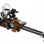 LEGO 10236 Ewok Village Speeder Bike