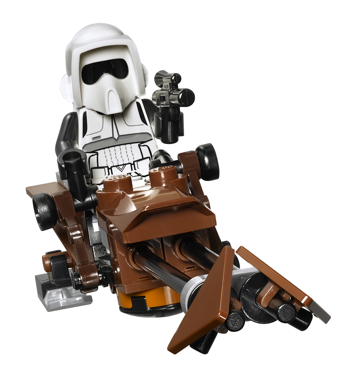 lego 10236 ewok village speederbike. Black Bedroom Furniture Sets. Home Design Ideas