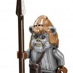 LEGO 10236 Ewok Village Teebo Minifigure