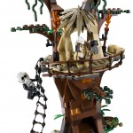 LEGO 10236 Ewok Village Tree Left