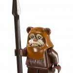 LEGO 10236 Ewok Village Wicket Minifigure