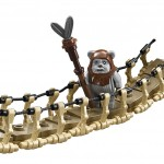 LEGO 10236 Ewok Village Wooden Bridge