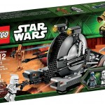 LEGO 2013 Corporate Alliance Tank Droid (75015) Box
