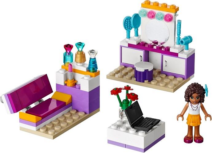 LEGO Friends Andreas Bedroom 41009