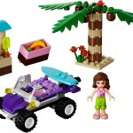 LEGO Friends Olivias Beach Buggy 41010
