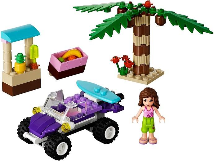 LEGO Friends Olivias Beach Buggy 41010