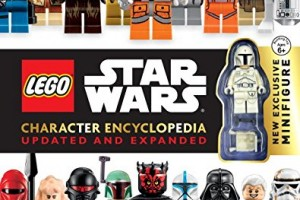 Lego Book Review: Star Wars Minifigure Encyclopedia 2nd Edition