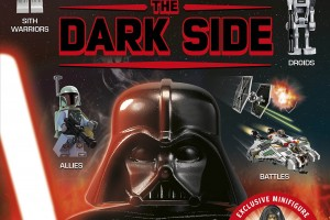 LEGO Star Wars The Dark Side | Book Review