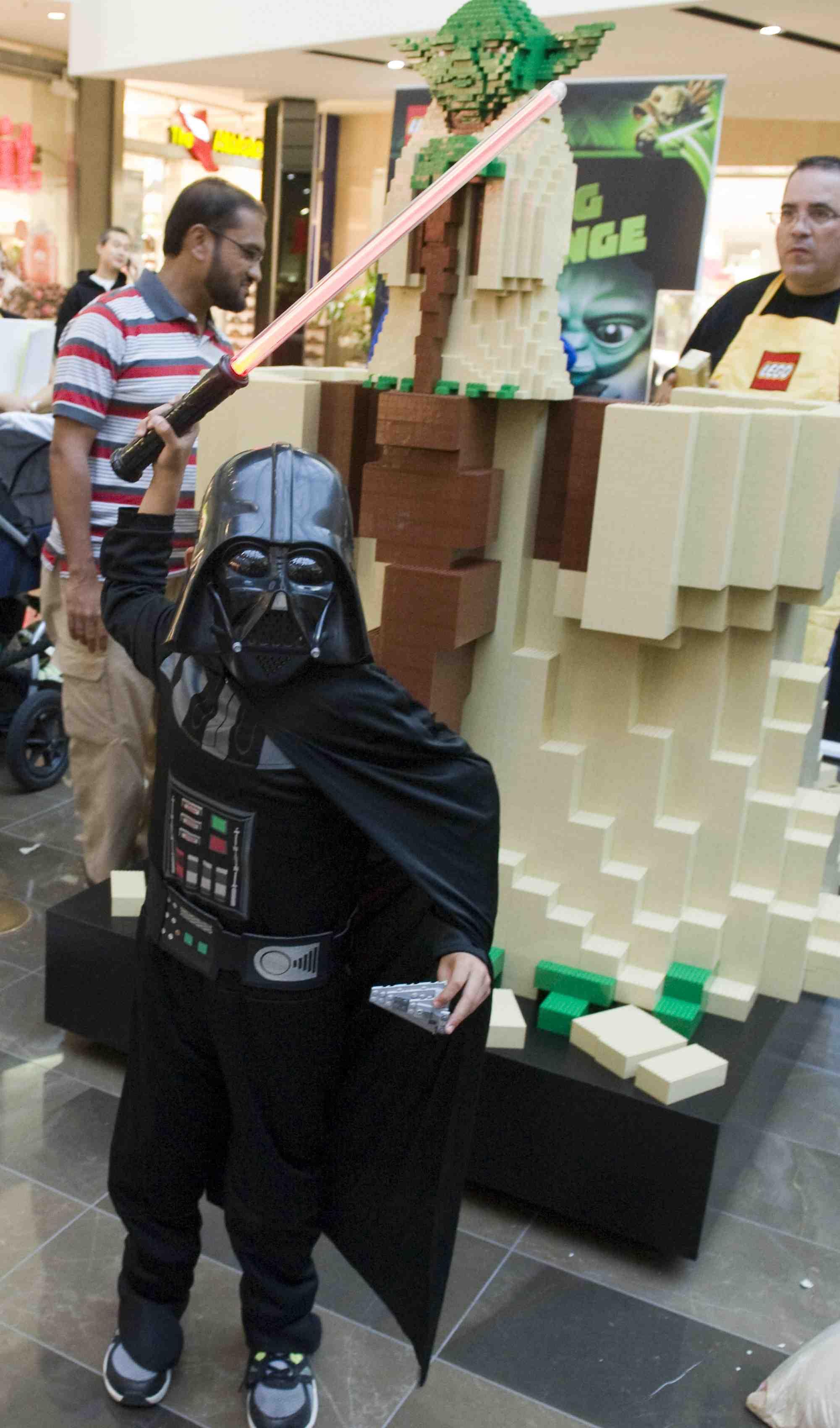 LEGO Star Wars May 4th Yoda Event