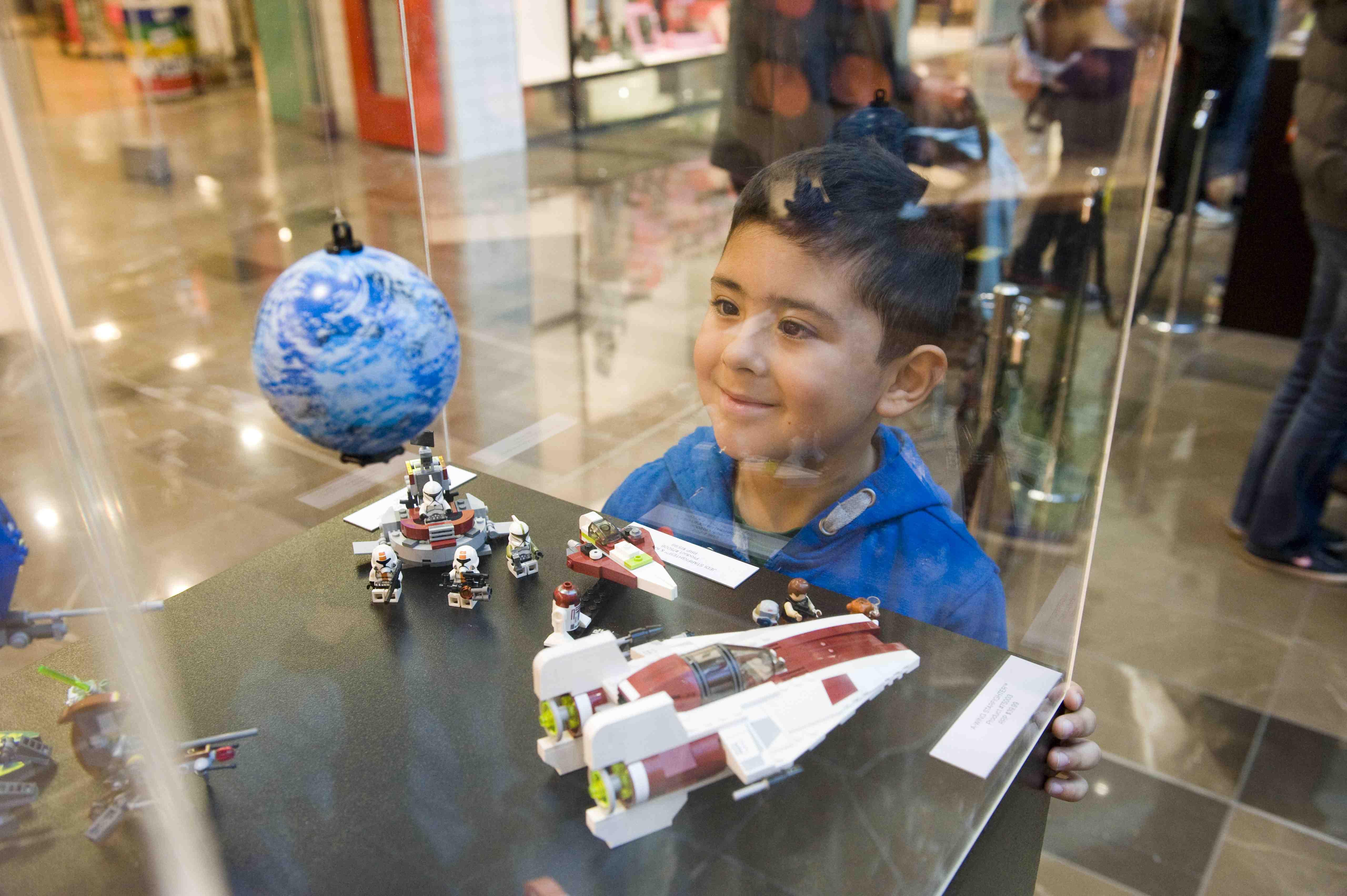 Lego Star Wars Yoda Event_enchanted fan