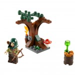 Lego 30212 Mirkwood Elf Guard Set