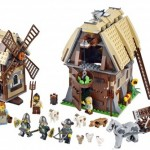 Lego 7189 Mill Village Raid