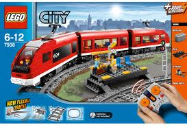 Lego Passenger Train (7938) 42% OFF Sale