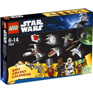 Lego Advent Calendar 2011 Star Wars