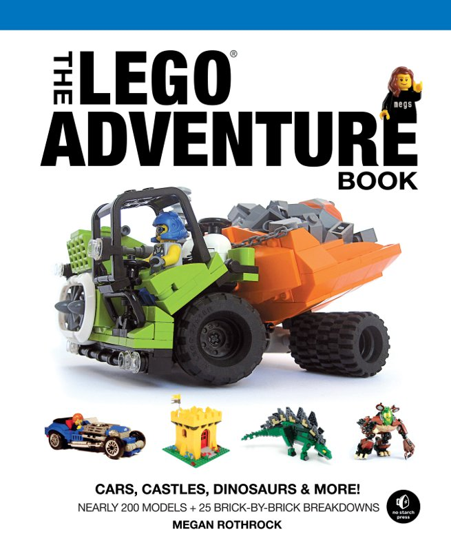The Lego Adventure Book Review
