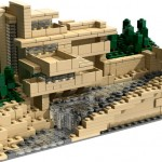Lego Architecture Fallingwater Set