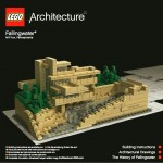 Lego Architecture Fallingwater Instructions