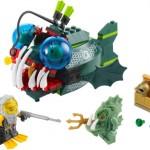 Lego Atlantis Angler Attack 7978