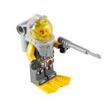 Lego Atlantis Minifigure