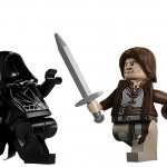 Lego Attack On Weathertop 9472 Aragorn